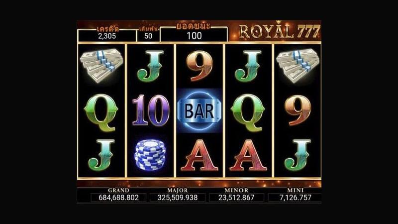 royal777 gclub slot