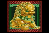 สัญลักษณ์สิงโตทอง