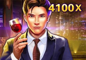 เกมสล็อตออนไลน์ MONEYBAGS MAN หน้าปก